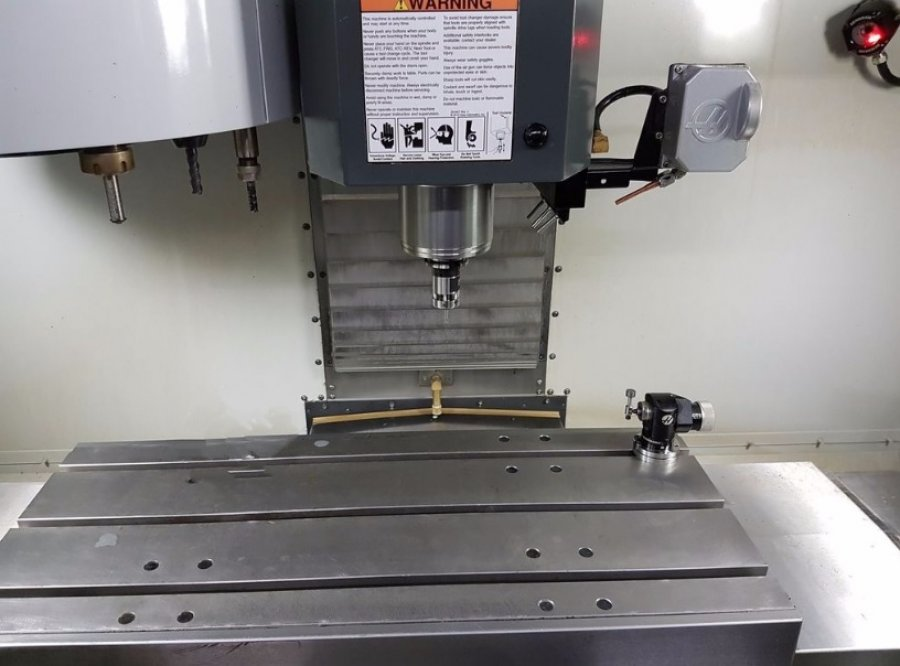 Centre d'usinage vertical HAAS VF - 2 d'occasion