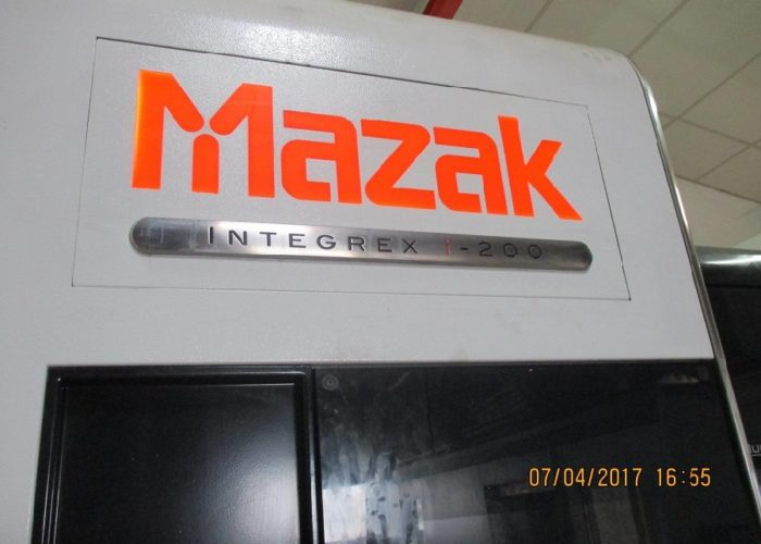 Makinate | Tour multitâches Mazak Integrex i-200 x 1000 U d'occasion (2)