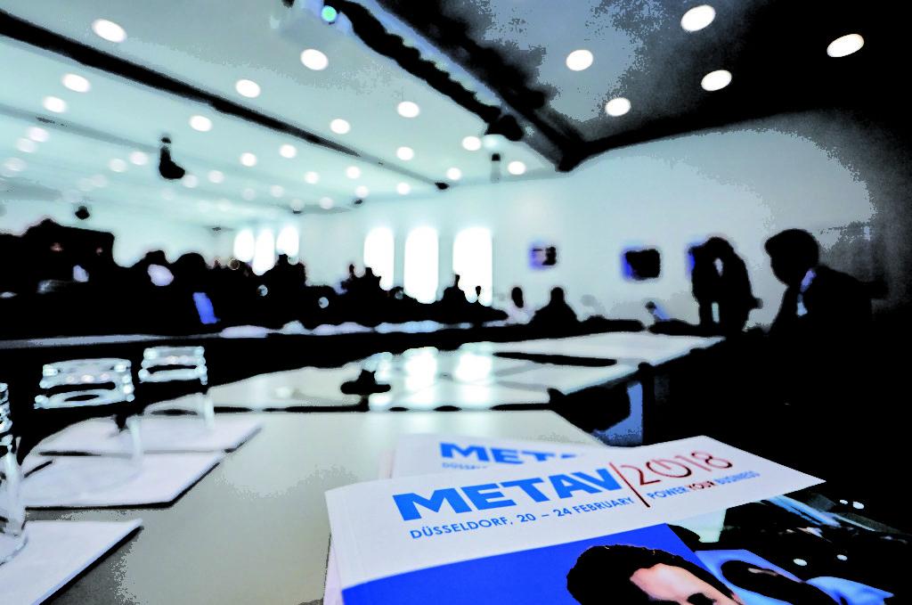 Metav le salon international des technologies de la for Salon des technologies