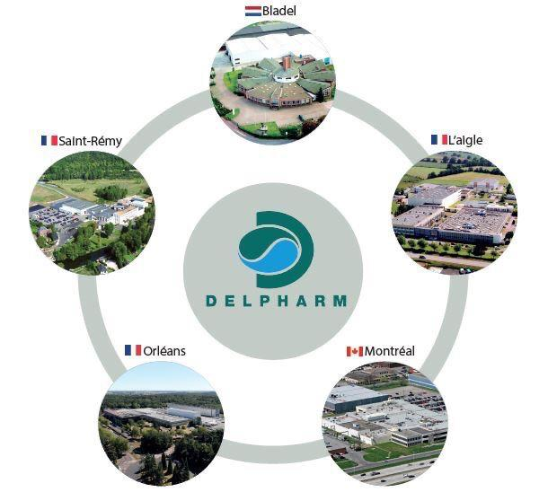 groupe Delpharm